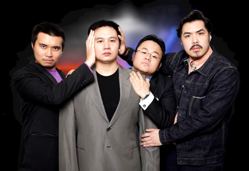 • MACC - THE MALAYSIAN ASSOCIATION OF CHINESE COMEDIANS Malaysia's favourite comedic quartet celebrates its 10th Year Anniversary! With their longest and biggest tour in history. Starring: Dr Jason Leong, Phoon Chi Ho, Kuah Jenhan and the King Of Malaysian Comedy, Douglas Lim. On Photo: Phoon Chi Ho, Douglas Lim, Dr Jason Leong, Kuah Jenhan